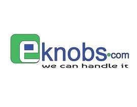 #108 untuk Design a Logo for Eknobs.com oleh ByPals