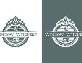 #36 untuk Design a Logo for Window Witchery oleh majidmaqbool7