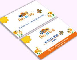 #42 untuk Design some Business Cards for Rub-a-Bug oleh projectonline95