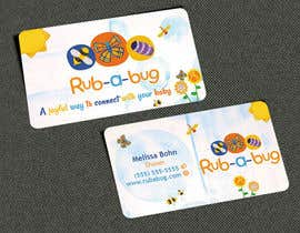 #15 for Design some Business Cards for Rub-a-Bug by AlexTV
