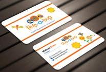 Graphic Design Contest Entry #18 for Design some Business Cards for Rub-a-Bug