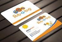 Graphic Design Contest Entry #21 for Design some Business Cards for Rub-a-Bug