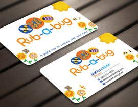 #33 for Design some Business Cards for Rub-a-Bug by imtiazmahmud80