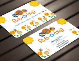 #41 for Design some Business Cards for Rub-a-Bug by imtiazmahmud80