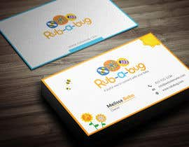 #6 for Design some Business Cards for Rub-a-Bug by Fgny85