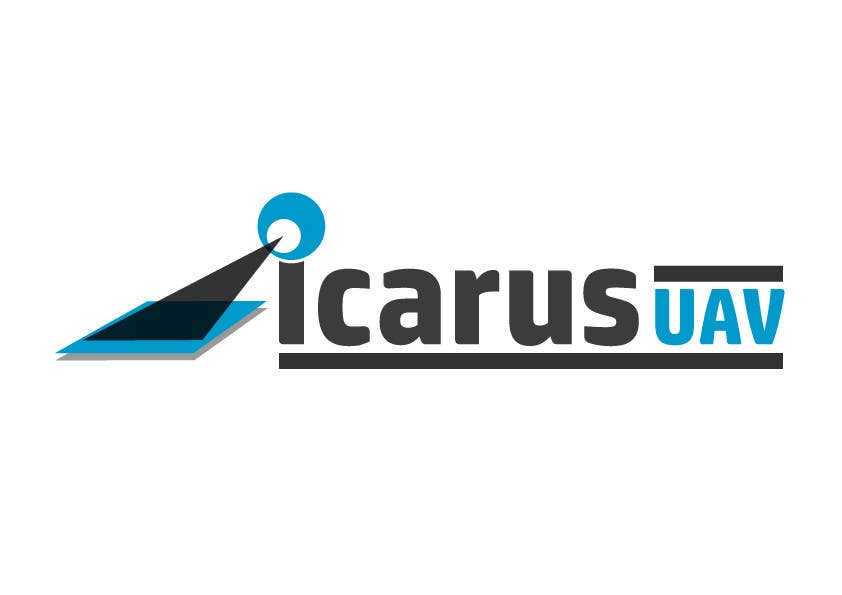 Konkurrenceindlæg #                                        4                                      for                                         Design a Logo for ICARUS UAV.COM