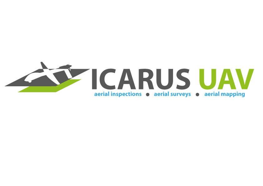 Contest Entry #                                        10                                      for                                         Design a Logo for ICARUS UAV.COM