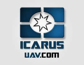 #17 for Design a Logo for ICARUS UAV.COM af shazzadul