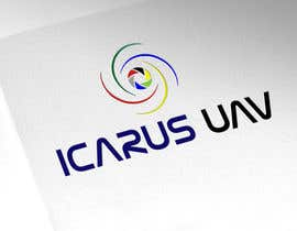 #1 for Design a Logo for ICARUS UAV.COM af webcreateur
