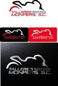 #37 for Diseñar un logotipo para una empresa de venta y reparación de motocicletas af brendamx