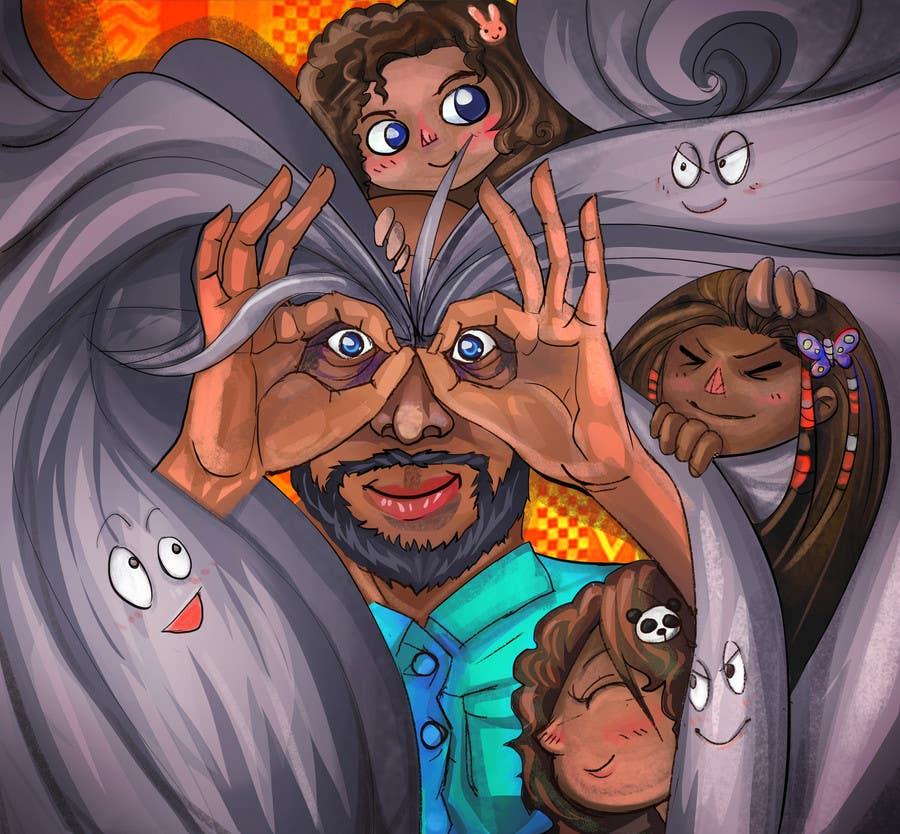 Konkurrenceindlæg #                                        8                                      for                                         Illustrate a Children's Book
