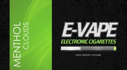 #3 for Develop a Corporate Identity for E-Cigarette liquid brand af RainMQ