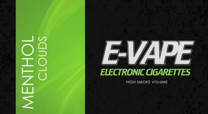 #4 for Develop a Corporate Identity for E-Cigarette liquid brand af RainMQ