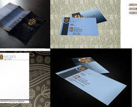 nº 19 pour Business Card, Letterhead, Brochure, Gift Card, and Gift Card holder redesign par Fidelism