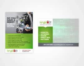 Nro 19 kilpailuun Design a Flyer for mass printing käyttäjältä shiwaraj