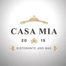 Nro 33 kilpailuun Casa Mia Ristorante 2 käyttäjältä onkarpurba