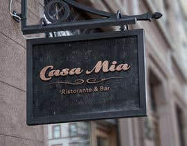 #28 for Casa Mia Ristorante 2 af Logo4All