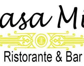 nº 25 pour Casa Mia Ristorante 2 par NiculescuCarmen