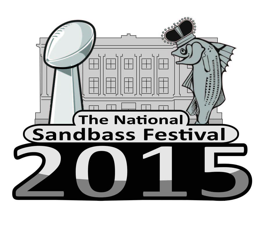 Contest Entry #                                        4                                      for                                         Design a T-Shirt for SandBass Festival