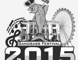 #12 for Design a T-Shirt for SandBass Festival af MladjaCode