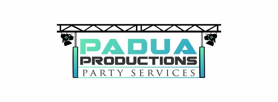Konkurrenceindlæg #13 for Design a Logo for Padua Productions