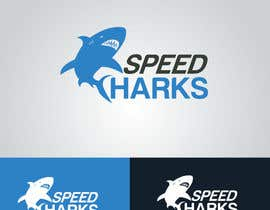 #25 cho Design a Logo for SpeedSharks bởi codigoccafe