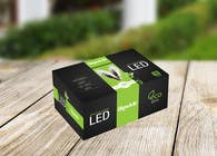 Create Print and Packaging Designs for light bulbs için Graphic Design32 No.lu Yarışma Girdisi