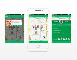 Nro 3 kilpailuun desing our app mockups käyttäjältä karanjapaul60