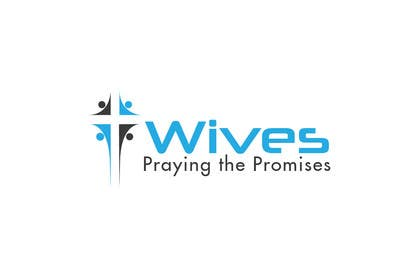 feroznadeem01 tarafından Design a Logo for Wives Praying The Promises için no 1