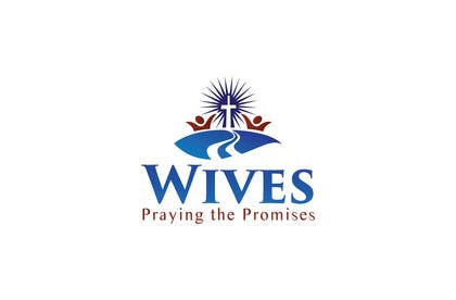 feroznadeem01 tarafından Design a Logo for Wives Praying The Promises için no 5