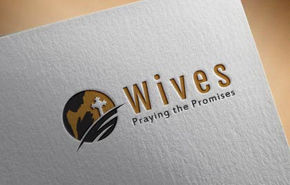 feroznadeem01 tarafından Design a Logo for Wives Praying The Promises için no 22