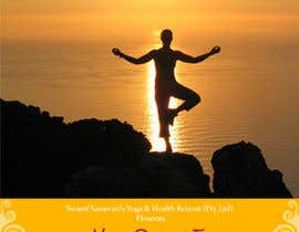 nº 4 pour Graphic Design for Swami Sarasvati's Yoga & Health Retreat (Pty Ltd) par rajivyellapur
