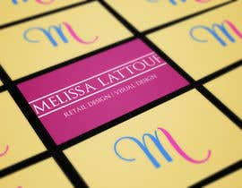 #67 para Design a Logo for Melissa Lattouf por RegimeStudios