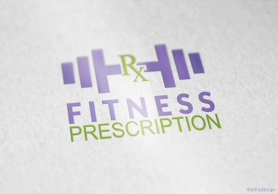 Konkurrenceindlæg #                                        50                                      for                                         Design a Logo for Fitness Prescription