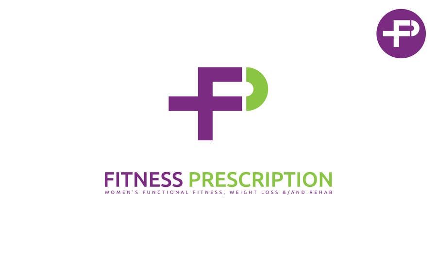 Konkurrenceindlæg #                                        101                                      for                                         Design a Logo for Fitness Prescription