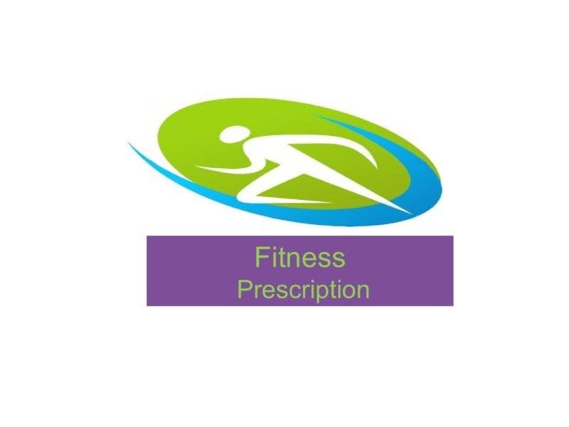 Konkurrenceindlæg #                                        26                                      for                                         Design a Logo for Fitness Prescription