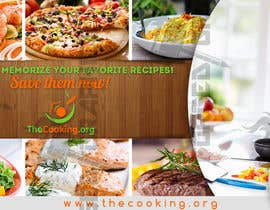 #10 for Design an Advertisement for thecooking.org af forgedgraphics