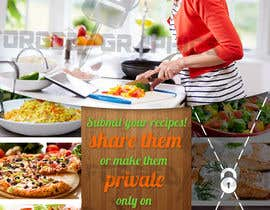 #11 for Design an Advertisement for thecooking.org af forgedgraphics