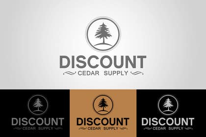 #268 cho Design a Logo for my Cedar Building Supply business bởi kk58