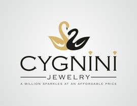 #36 para Design a Logo for Cygnini Jewelry por Nicolive86