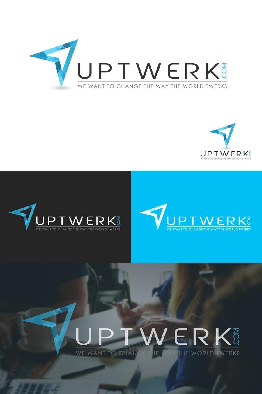 Konkurrenceindlæg #88 for Design a Logo for Uptwerk.com