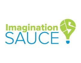 "nº 73 pour Design a Logo for ""Imagination Sauce"" par screenprintart"