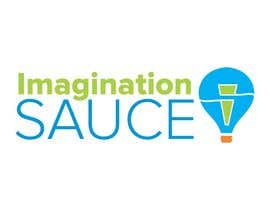 "#78 untuk Design a Logo for ""Imagination Sauce"" oleh screenprintart"
