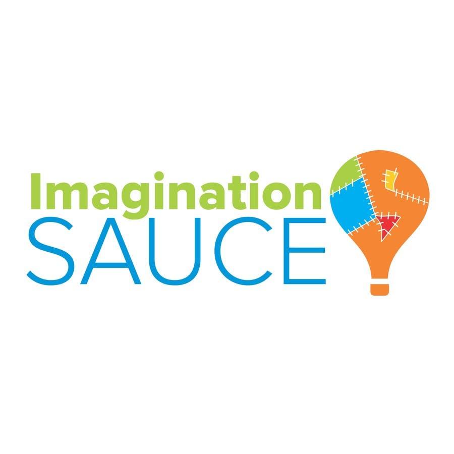 """Penyertaan Peraduan #80 untuk Design a Logo for """"Imagination Sauce"""""""