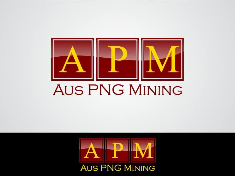 Bài tham dự cuộc thi #                                        70                                      cho                                         Design a Logo for Modern Mining Company