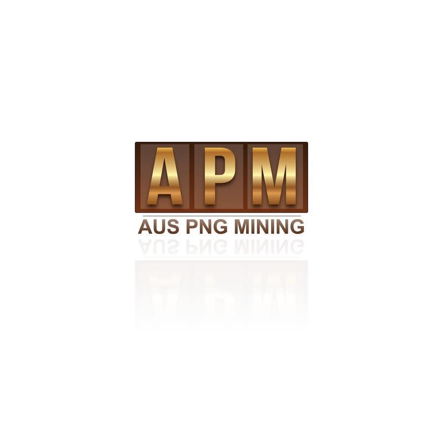 Bài tham dự cuộc thi #                                        128                                      cho                                         Design a Logo for Modern Mining Company