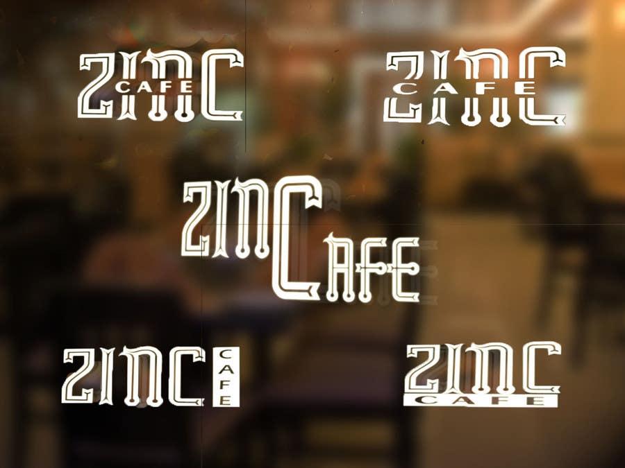 Contest Entry #94 for Design a Logo for a Cafe