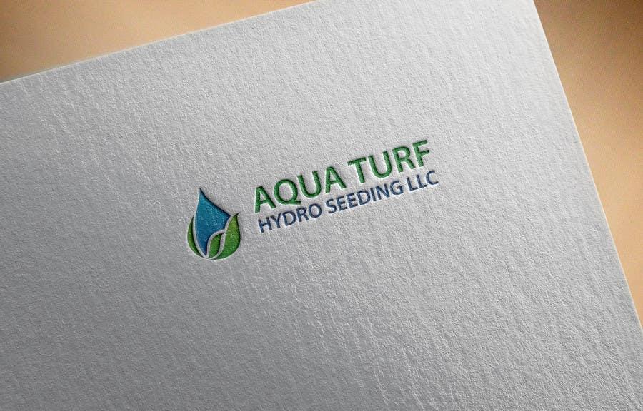 Konkurrenceindlæg #                                        4                                      for                                         Design a Logo for our Hydroseeding business