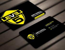 #73 for Design some Business Cards for Drywall Company af Derard