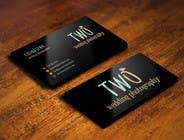 Graphic Design Konkurrenceindlæg #33 for Design some Business Cards for wedding photographers